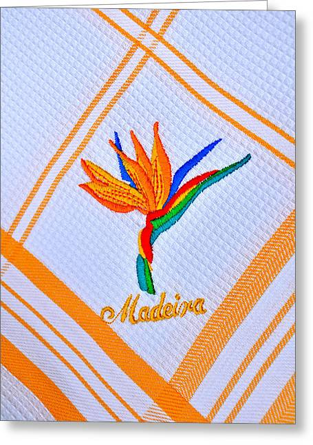 Monopoly Greeting Cards - Pleasing Memory. Madeira. Greeting Card by Andy Za