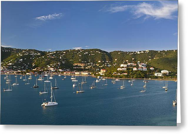 Charlotte Greeting Cards - Saint Thomas Greeting Card by Brian Jannsen