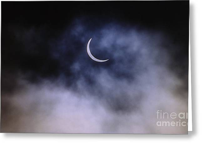 Solar Eclipse Greeting Cards - Total Solar Eclipse Greeting Card by John Chumack