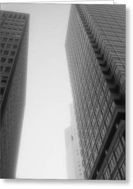 Financial District San Francisco Greeting Cards - Usa, California, San Francisco Greeting Card by Panoramic Images