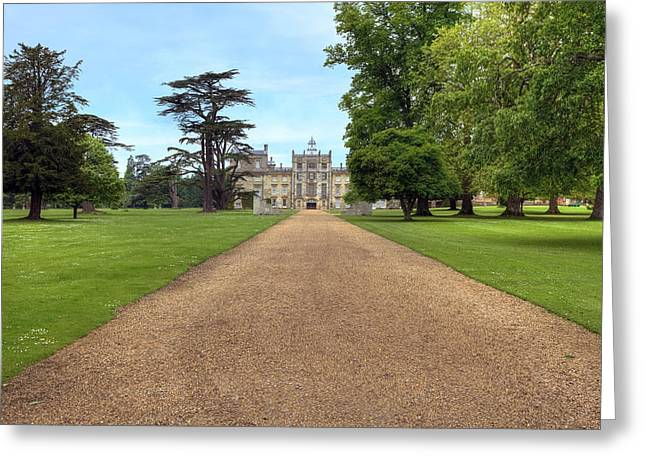 Wiltshire Greeting Cards - Wilton Greeting Card by Joana Kruse