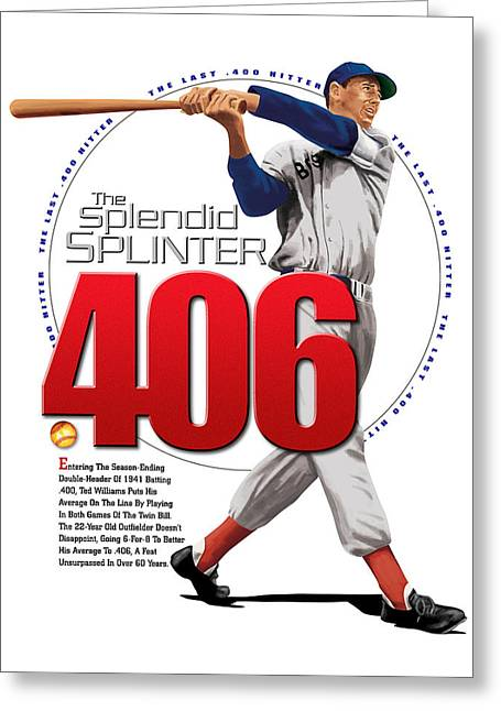 Baseball Uniform Greeting Cards - 406 Greeting Card by Ron Regalado