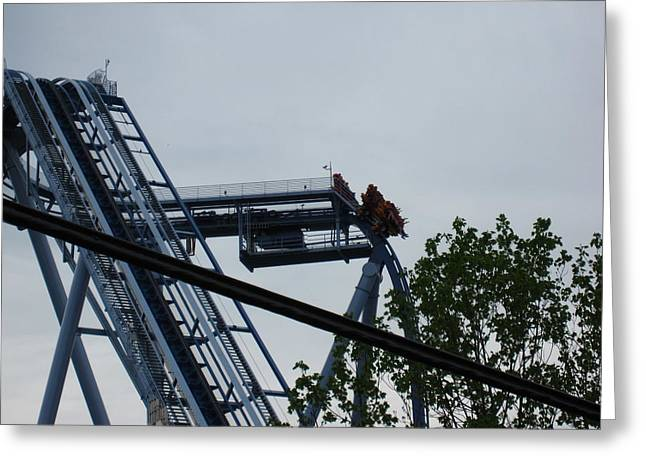 Williamsburg Greeting Cards - Busch Gardens - 12121 Greeting Card by DC Photographer