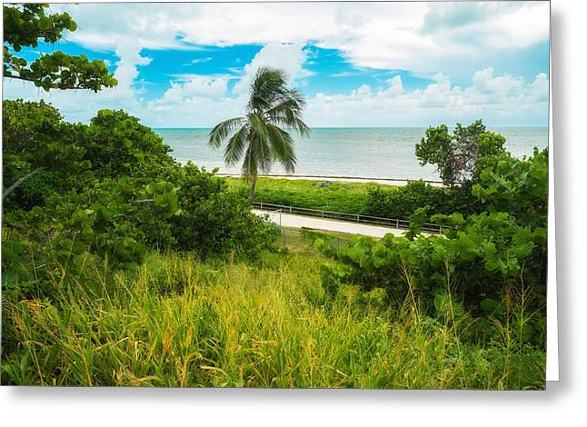 Bahia Honda State Park Greeting Cards - Florida Keys Greeting Card by Raul Rodriguez