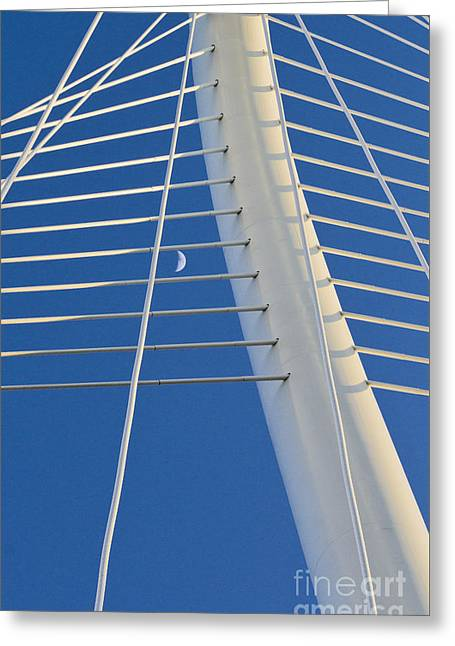 West Tx Greeting Cards - Margaret hunt hill bridge Greeting Card by Elena Nosyreva