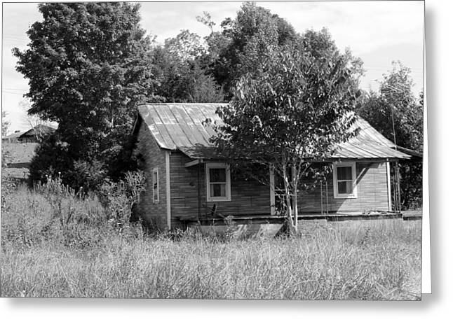 Tennessee Barn Greeting Cards - 50 Years Greeting Card by Karla Jewell