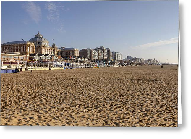 Scheveningen Greeting Cards - Scheveningen Greeting Card by Joana Kruse