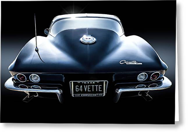 Chevrolet Greeting Cards - 64 Stinger Greeting Card by Douglas Pittman