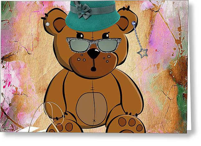 Jungle Greeting Cards - Baby Bear Collection Greeting Card by Marvin Blaine