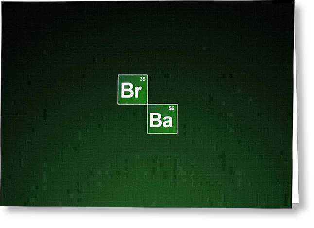 Bad News Greeting Cards - Breaking Bad season 2 Greeting Card by Victor Gladkiy