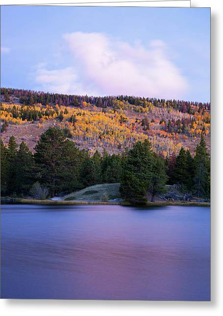 Colorado, Rocky Mountain National Park Greeting Card by Jamie and Judy Wild