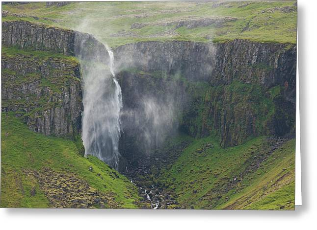 Iceland, Snaefellsnes Peninsula Greeting Card by Jaynes Gallery