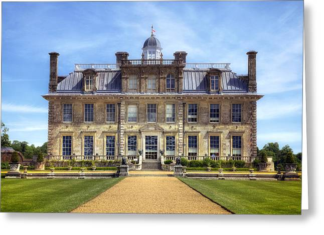 Minster Greeting Cards - Kingston Lacy Greeting Card by Joana Kruse