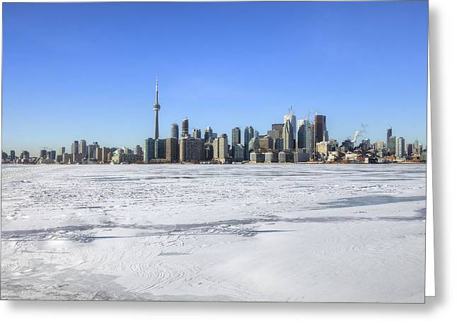 Rogers Photographs Greeting Cards - Toronto Greeting Card by Joana Kruse