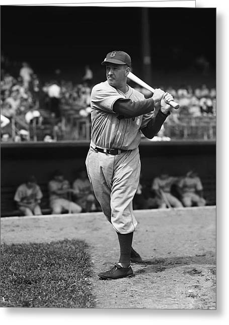 Brooklyn Dodgers Stadium Greeting Cards - Alfred C. Al Todd Greeting Card by Retro Images Archive