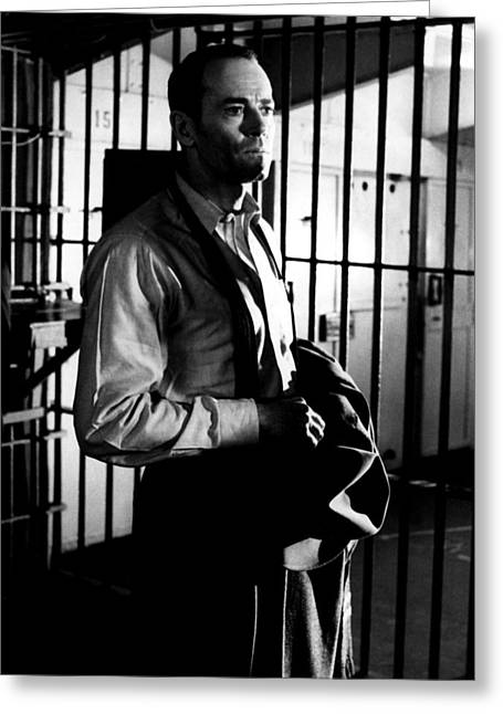 Henry Photographs Greeting Cards - Henry Fonda Greeting Card by Silver Screen