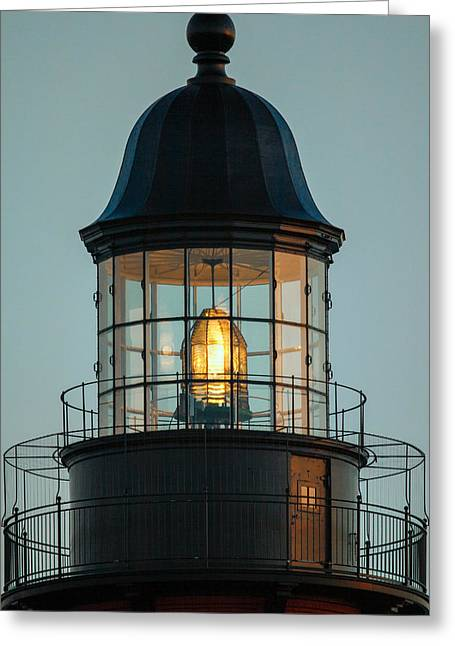 Illuminate Greeting Cards - Ponce de Leon Inlet Lighthouse and Museum Greeting Card by Celso Diniz
