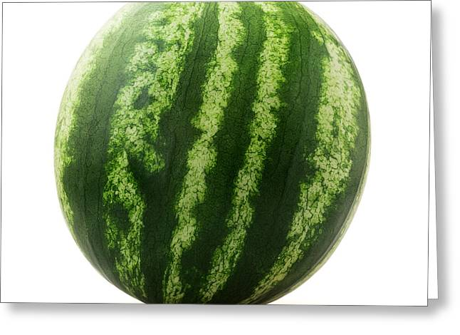 Watermelon Greeting Cards - Watermelon Greeting Card by Mariusz Blach