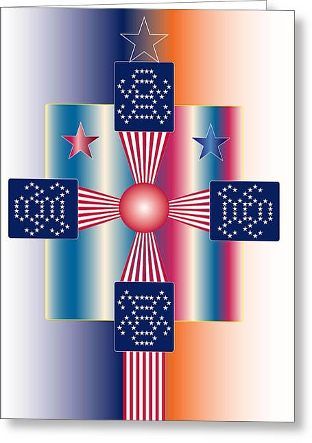 I Love Money Greeting Cards - 87a-5 Greeting Card by Larry Waitz
