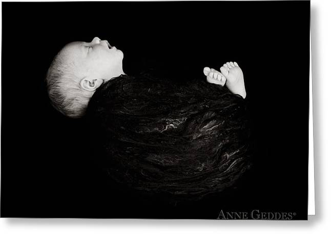 Collection Greeting Cards - Untitled Greeting Card by Anne Geddes