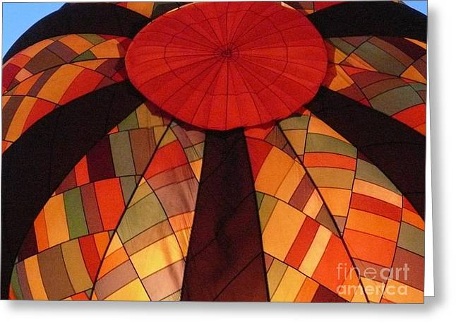 Helium Greeting Cards - A balloons artwork Greeting Card by Brenda Ketch