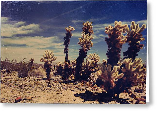 Cacti Digital Greeting Cards - A Billion Needles Went into My Heart Greeting Card by Laurie Search