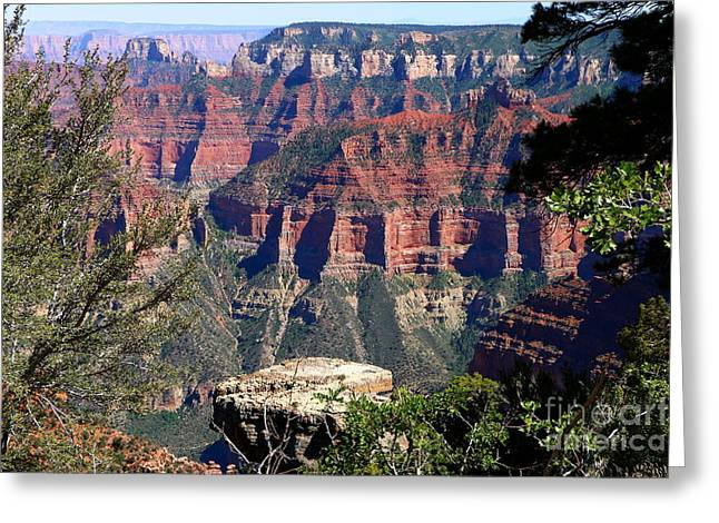 Walhalla Greeting Cards - A Breathtaking View Greeting Card by Christiane Schulze Art And Photography
