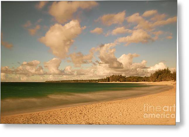 Maui Greeting Cards - A hot summer day at the beach Greeting Card by Andy Jackson