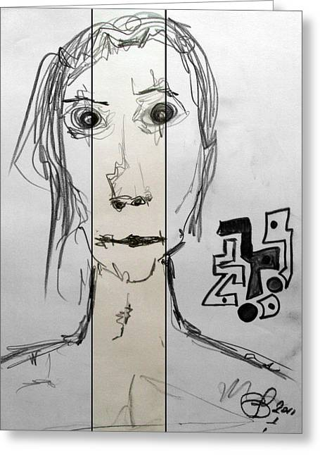 A Life On Drugs 2011 Greeting Card by Sir Josef Social Critic - ART