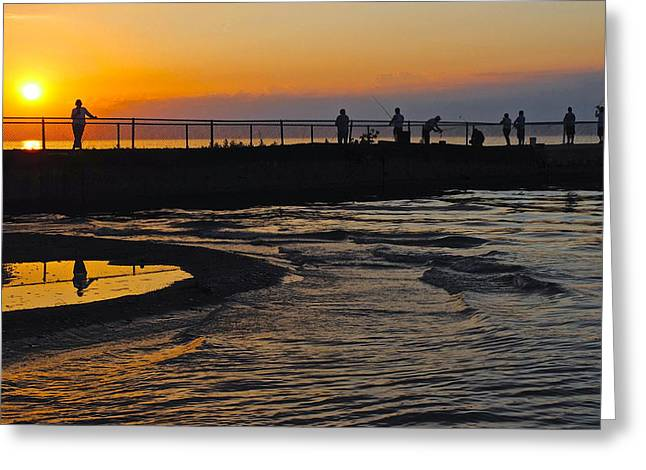 Quite Greeting Cards - A Moment of Reflection Greeting Card by Frozen in Time Fine Art Photography