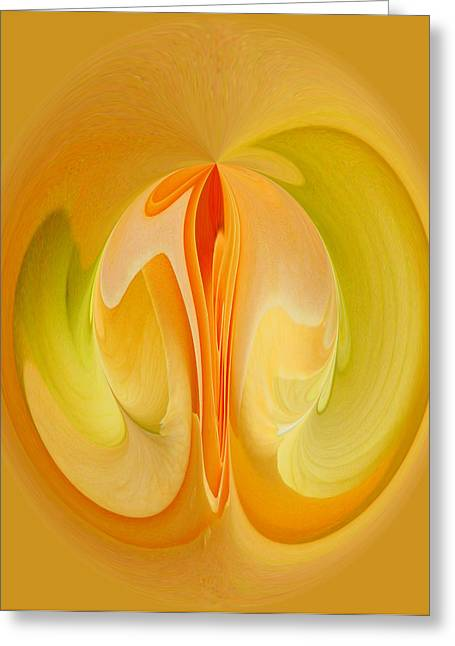 Digital Manipulation Greeting Cards - A New Beginning Greeting Card by Pat Exum