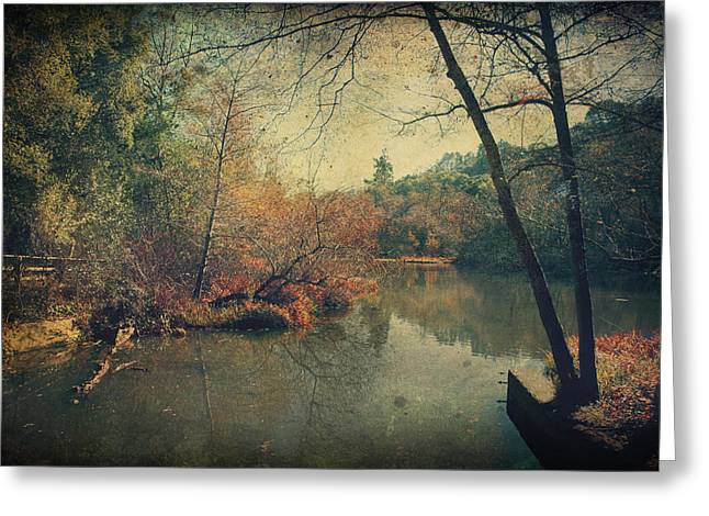 Landscape. Scenic Digital Art Greeting Cards - A New Day Another Chance Greeting Card by Laurie Search