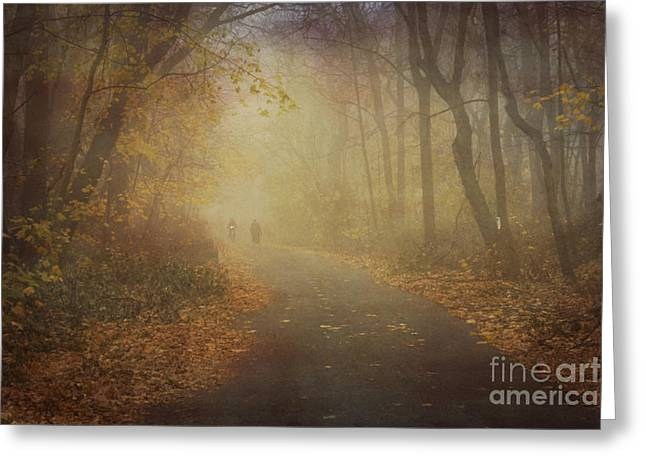 A New Focus Photography Greeting Cards - A Path Home Greeting Card by A New Focus Photography