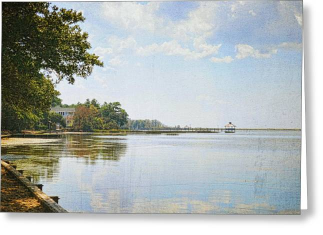 Google Digital Greeting Cards - A Perfect Currituck Day Greeting Card by Paulette B Wright