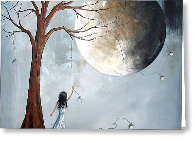 A Perfect Dream by Shawna Erback Greeting Card by Shawna Erback
