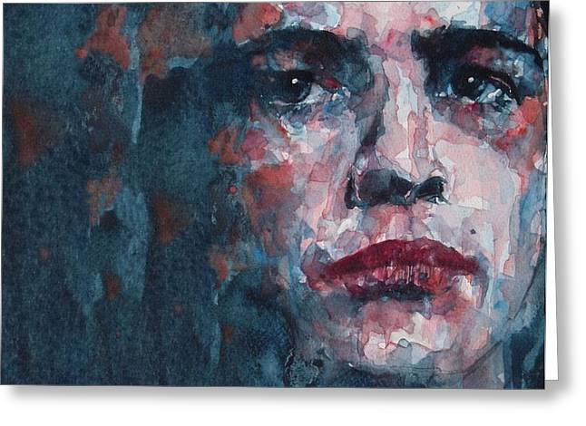 Emotions Greeting Cards - A Streetcar Named Desire Greeting Card by Paul Lovering