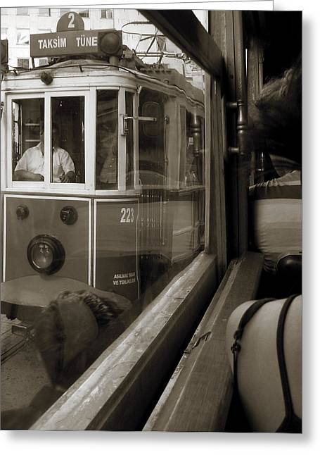 Streetcar Greeting Cards - A streetcar named Desire Greeting Card by RicardMN Photography