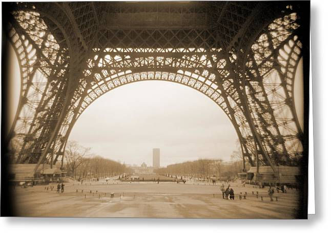 Mike Mcglothlen Photography Greeting Cards - A Walk Through Paris 14 Greeting Card by Mike McGlothlen