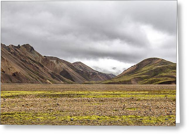 Photo Art Gallery Greeting Cards - A World Unreal Greeting Card by Jon Glaser
