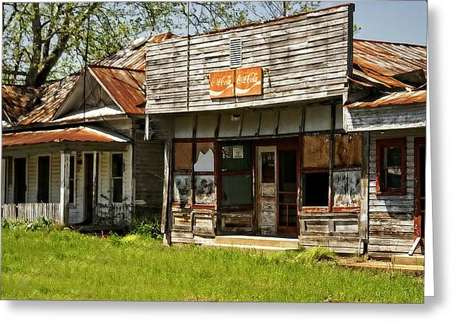 Abandonded Greeting Card by Marty Koch