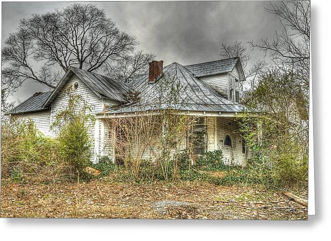 Tn Digital Art Greeting Cards - Abandoned and Forgotten Greeting Card by Brett Engle