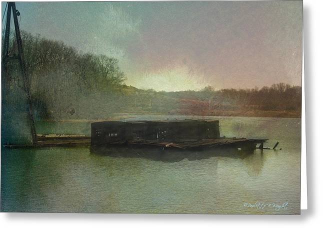 Top Seller Greeting Cards - Abandoned Greeting Card by Paulette B Wright