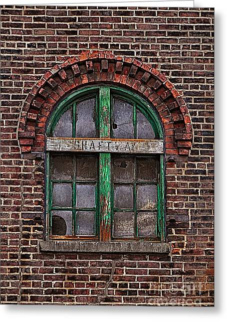 Ford Model T Car Greeting Cards - Abandoned Places 4 Greeting Card by Bob Stone