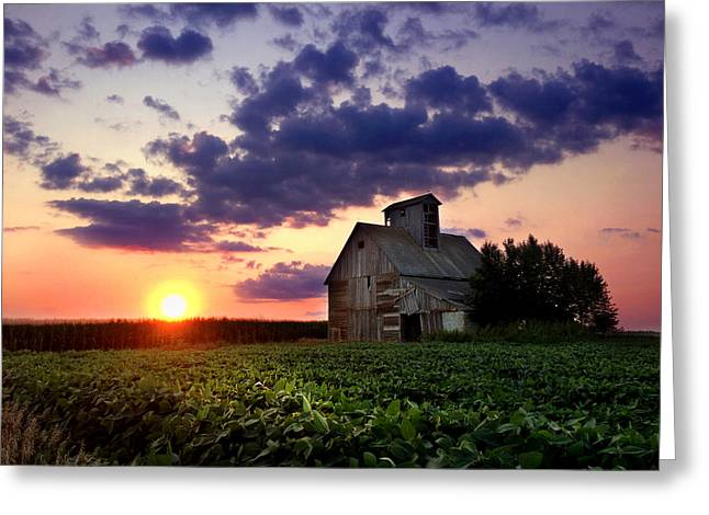 Top Seller Greeting Cards - Abandoned Sentinel Greeting Card by Rod Seel