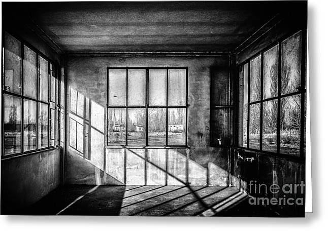 Old Mill Scenes Greeting Cards - Abandoned Sugar Mill Greeting Card by Traven Milovich