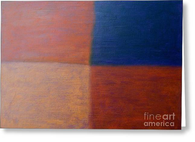 Hofmann Prints Greeting Cards - Abstract 107 Greeting Card by Patrick J Murphy
