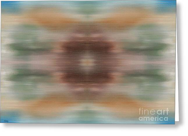 Buy Tshirts Mixed Media Greeting Cards - Abstract 142 Greeting Card by Patrick J Murphy