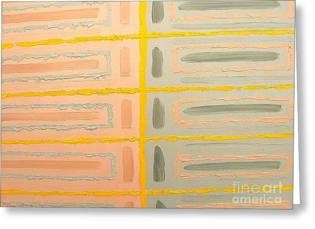 Hoodies Greeting Cards - Abstract 158 Greeting Card by Patrick J Murphy