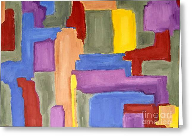 Buy Greeting Cards Greeting Cards - Abstract 164 Greeting Card by Patrick J Murphy