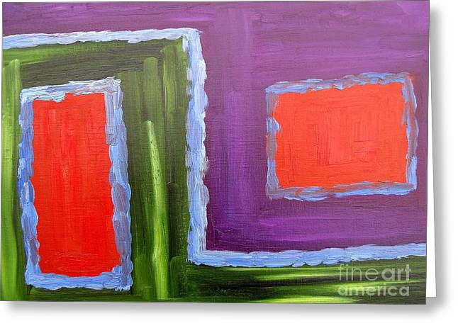 Hoodies Greeting Cards - Abstract 200 Greeting Card by Patrick J Murphy